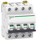 Schneider Electric Acti9 Автоматический выключатель 4P 16A