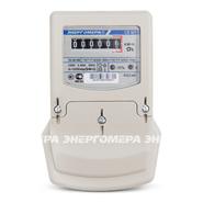 Счетчик электроэнергии однофазный однотарифный CE 101 S6 60/5 Т1 Щ 220В ЖК Энергомера (CE101 S6 145)