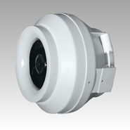 (ЭРА) Вентилятор центробежный канальный CYCLONE-EBM 250, пластиковый