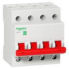 Выключатель нагрузки 4P 100A (рубильник) Schneider Electric Easy9 (EZ9S16491)