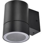 Ecola Светильник фасадный GX53 IP65 односторонний черный FB53C1ECH