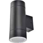 Ecola Светильник фасадный GX53x2 IP65 двухсторонний черный FB53C2ECH