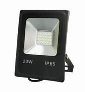 Прожектор, 20В, 1400Лм, 6000-6500К, IP65, FE-CF20LED - черный