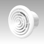 (ЭРА) Вентилятор осевой FLOW 6 BB канальный вытяжной