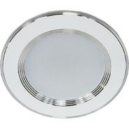 Светильник 9W 4000K светодиодный белый круглый встраиваемый d=116mm Feron (AL527 9w)