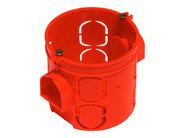 Подрозетник глубокий 64х60 мм для сплошных стен HEGEL КУ1104