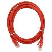 Патч-корд STP Cat.5е 2 м красный экранированный Hyperline