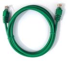 Патч-корд UTP Cat.5е 1.5 м зеленый Hyperline