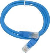 Патч-корд UTP Cat.5е 2 м синий Hyperline