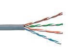 Витая пара UTP 4 категория 6, 4 пары, 23 AWG одножильный Hyperline (42047)