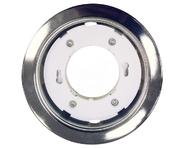 Светильник никель глянцевый, под лампу GX53, встраиваемый, PGX53 10639.7 JazzWay (1016805)