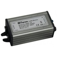 FERON трансформатор электронный (драйвер) 10W AC110-240 DC