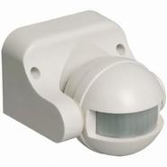 Датчик движения ИК настенный 1100w 180 гр. 12м., IP44 белый IEK (ДД 009 бел.)