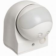 Датчик движения ИК настенный 1100w 180 гр. 10м., IP44 белый IEK (ДД 010 бел.)