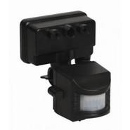 Датчик движения ИК для прожектора 150-500w 120 гр. 12м IP44 черный IEK (ДД 019 чер.)