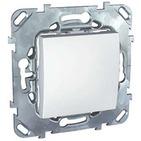 Переключатель одноклавишный в рамку белый Schneider Electric/Unica MGU5.203.18ZD