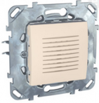 Звонок дверной 70db/1m бежевый Schneider Electric/Unica MGU5.786.25ZD