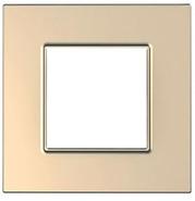 Рамка 1 пост медь Schneider Electric/Unica-Quadro MGU6.702.56