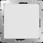 Выключатель проходной 1 кл, WL01-SW-1G-2W - белый, Werkel