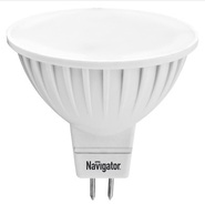 Лампа светодиодная (холодный), 7вт 230в GU5.3 4000K, Navigator (94245 NLL-MR16)