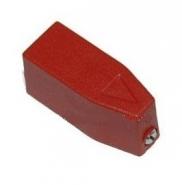 Ручка управления OHRS3/1 (красная) прямого монтажа для рубильников OT16..125F