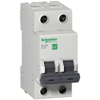 Автоматический выключатель 2P C10 Schneider Easy9