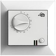 Терморегулятор Priotherm PR-109, механический (Швеция) белый, (в рамки серии Valena)