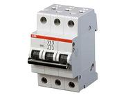 ABB Автоматический выключатель 3P B25A S203