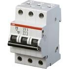 ABB Автоматический выключатель 3P 10A (S203)