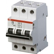 Автоматический выключатель 3P C20 ABB S203