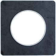 Рамка 1 пост сланец Schneider Electric Odace (S53P802V)