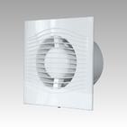 (ЭРА) Вентилятор осевой SLIM 4C-02 с обратным клапаном и тяговым выключателем