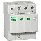 3п+N 20кА Ограничитель перенапряжения импульсный УЗИП Schneider Electric (EZ9L33720)