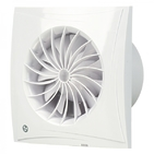 (Blauberg) Вентилятор накладной Sileo 100 H (датчик влажности)