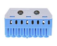 ABB Mistral Колодка клеммная самозажимная N 8х4кв.мм-2х25кв.мм. (нулевая)  ZK82B (1SPE007715F9703)