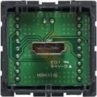Механизм розетки Celiane видео HDMI