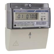 Счетчик электроэнергии однофазный однотарифный CE101 R5.1 145