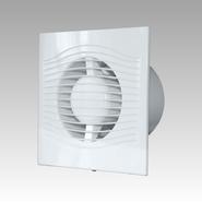 SLIM 5C, Вентилятор осевой вытяжной SLIM 5C с обратным клапаном D 125 - Эра