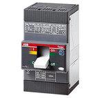 ABB Sace Tmax XT1B 50A Выключатель автоматический трехполюсный (XT1B 160 TMD 50-500 3p F F)