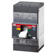 ABB Sace Tmax XT1B 16A Выключатель автоматический трехполюсный (XT1B 160 TMD 16-450 3p F F)