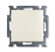 Переключатель 1 кл., белый, ABB Basic 55 (1012-0-2189)