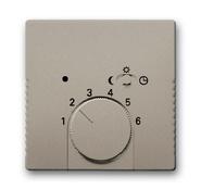 Накладка для терморегулятора, шампань, ABB Basic 55 (1710-0-3931)