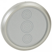 Legrand Celiane Лицевая панель сенсорного выключателя (титан)