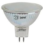 Лампа светодиодная (холодная), MR16-4W 4200 K, ЭРА (MR16-4w-842-GU5.3)