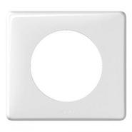 Legrand Celiane Одноместная рамка (белый глянец)