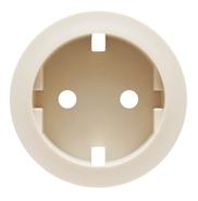Legrand Celiane Розетка электрическая с заземлением с защитными шторками (слоновая кость)
