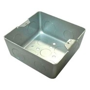 BOX/1.5S Коробка для люков LUK/1.5BR, LUK/1.5AL в пол,металлическая для заливки в бетон