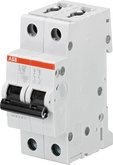 Автоматический выключатель 2P B20 ABB S202