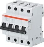 Автоматический выключатель 4P B20 ABB S204