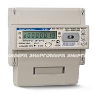 Счетчик электроэнергии трехфазный многотарифный СЕ 301 R33 Тр/5 Т4 D+Щ кл0.5s RS485 230/400В ЖК Энергомера (CE301 R33 043 JAZ)